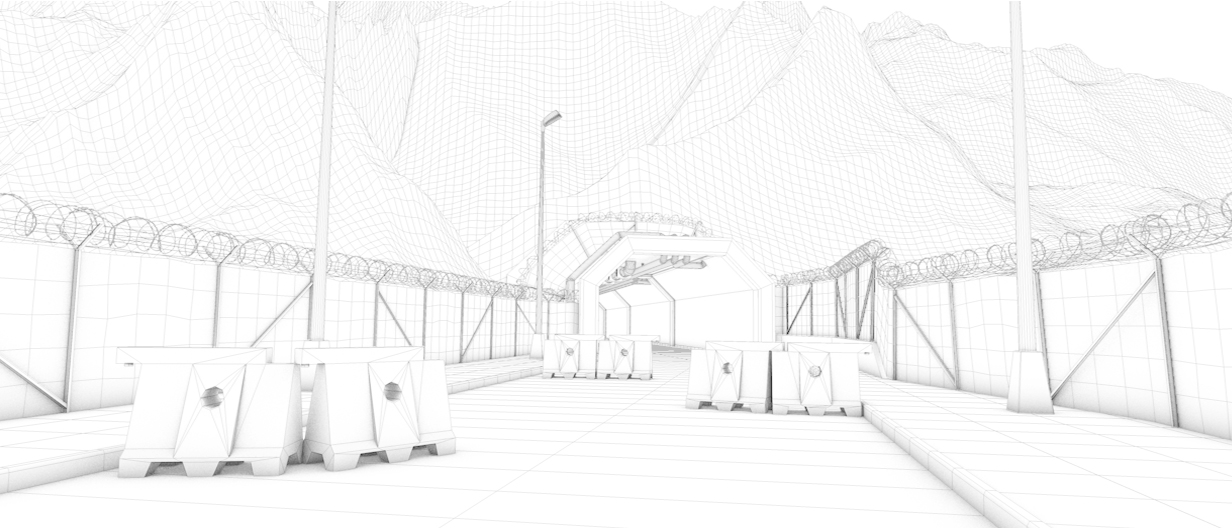 Bunker-Wireframe-combined